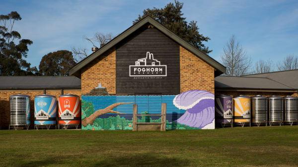 Foghorn Brewery, Nulkaba