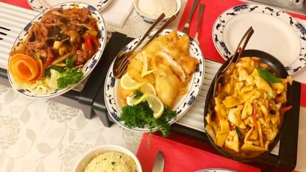 Suggestion du chef - Mandarine, Clarens