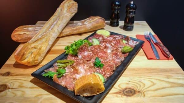 planche - Millésime - restaurant et bar à vin, Rouen