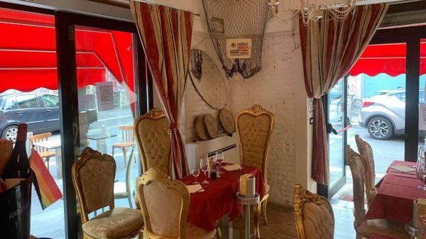 Interno - Gattopardo Bistrot Pesce Crudo e Cucina a bassa temperatura, Milan