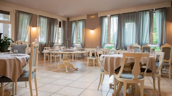 Vista sala - Antica Riva, Vimercate