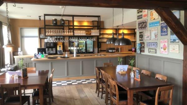 Restaurant - De Rietstulp, Giethoorn