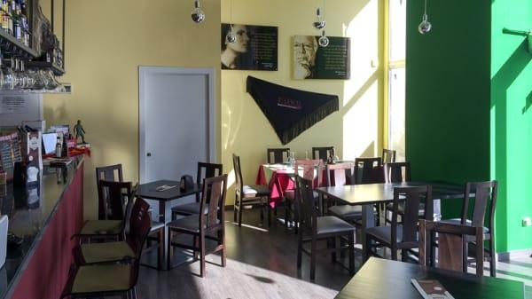 Sala - Fado Portugués - Las Tablas, Madrid