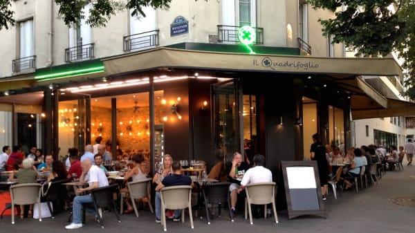 Le restaurant - Il Quadrifoglio, Paris