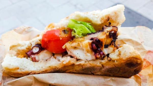 Suggerimento dello chef - La Tana Del Polpo, Bari