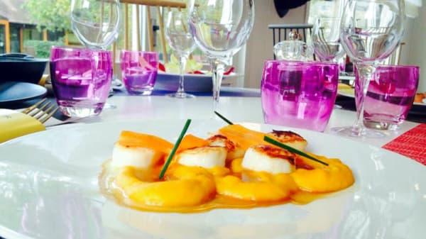 Suggestion du Chef - Novotel Café, Ury