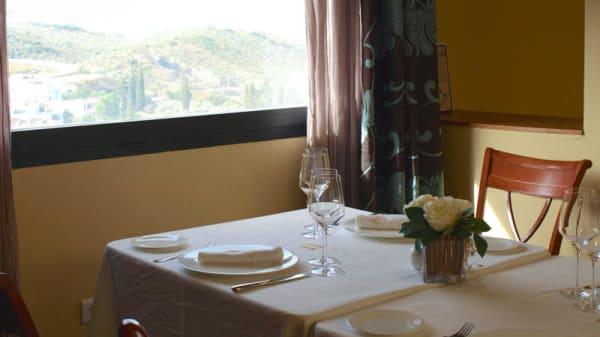 Vista Restaurante La Espadaña - La Espadaña, Archidona