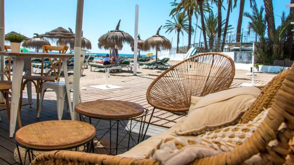 Bajamar Bar de Playa, Marbella