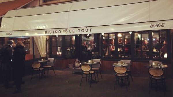 voorkant - Bistro Le Goût, Eindhoven