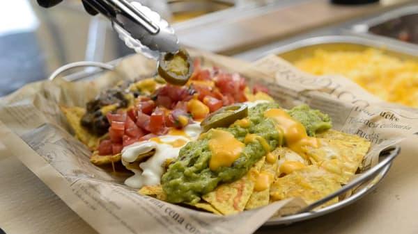 Sugerencia del chef - Tribu Burrito, Málaga