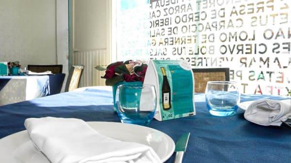 Detalle de mesa - Arroz2, Toledo
