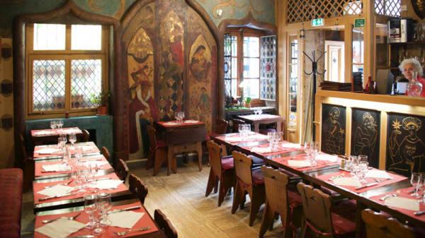 Salle rez de chaussée - Aux Anysetiers du Roy, Paris