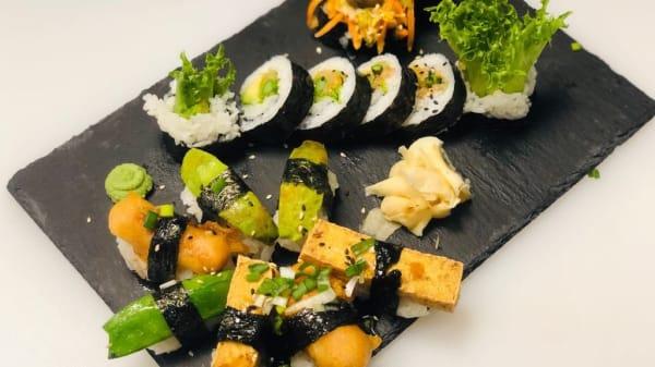 Forslag til retter - Sushi City Stortorget, Gävle