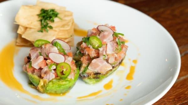 Sugerencia del chef - Bahia Restaurante Bar, La Paz
