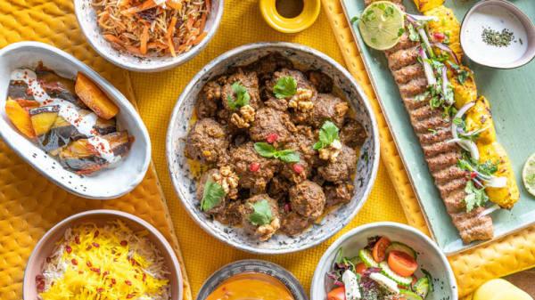 Suggestie van de chef - Saffraan Restaurant (eindhoven), Eindhoven