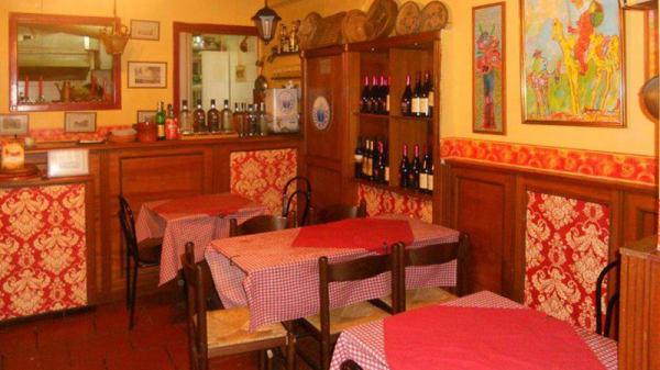 Vista della sala - Antica Spaghetteria Francesco e Maria Sofia, Naples