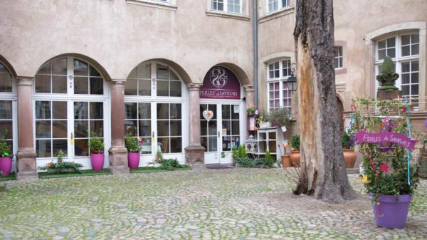 restaurant - Perles de saveurs, Strasbourg