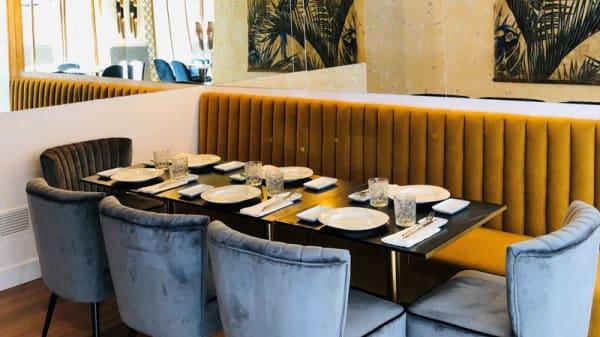 Sugerencia del chef - Occhiali, Madrid