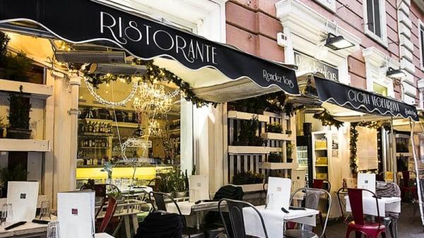 La terrazza - Rendez Vous, Roma