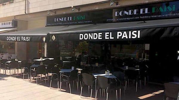 Donde El Paisi, Palma de Mallorca