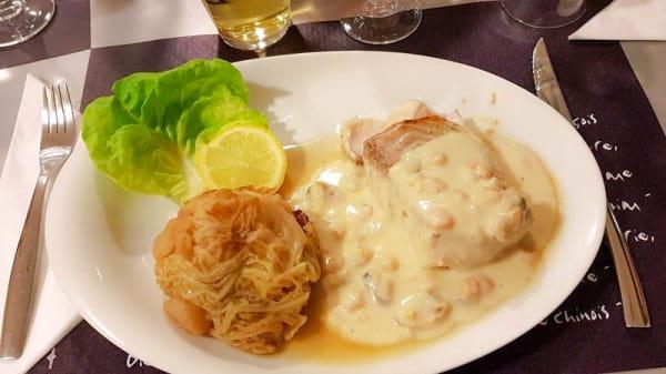 suggestion du chef - Lauryl's, Rouen