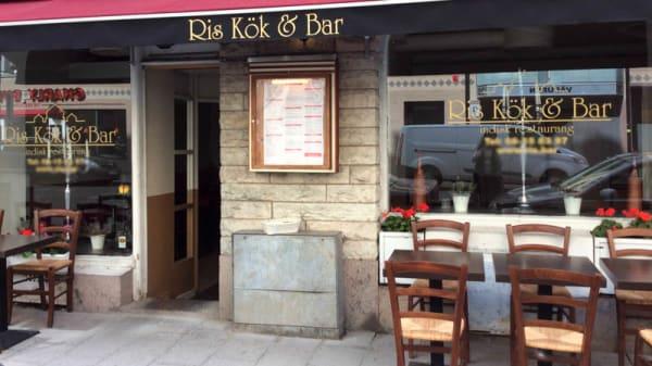 Entrance - Ris kök & bar, Stockholm