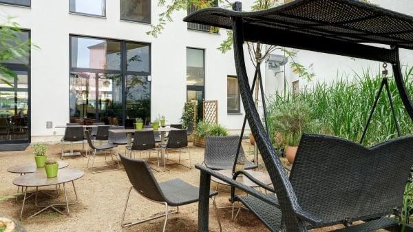 Terrasse - devozione Pasta Bar, Berlin