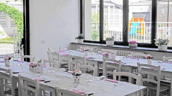 Vista sala - Sandy's, Albiate