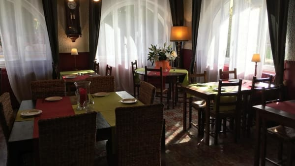 Salle à manger - Auberge Catalane, Latour-de-Carol