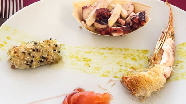 Suggerimento dello chef - Ristorante Anthony Marra, Castellana Grotte