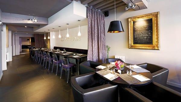 Salle de restaurant - L'Ardoise, Meaux