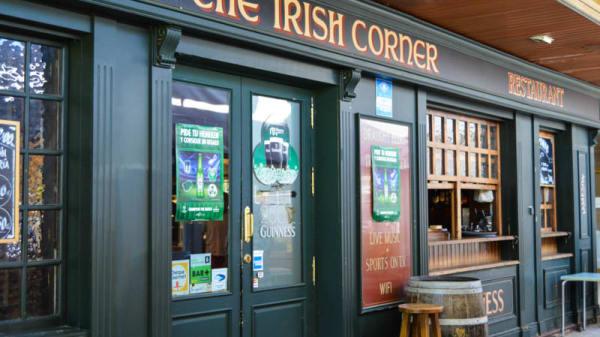 Vista entrada - Irish Corner, Majadahonda