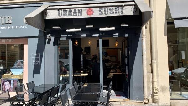 Urban Sushi, Paris