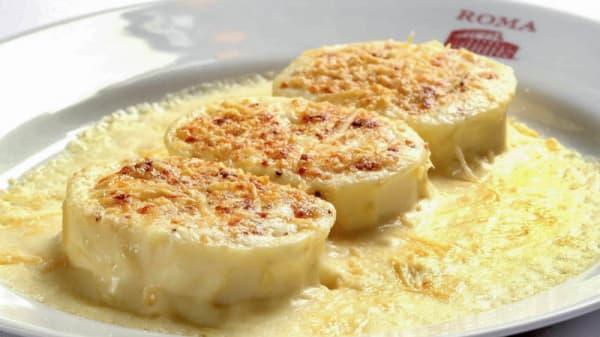 Sugestão prato - Ristorante Roma, São Paulo