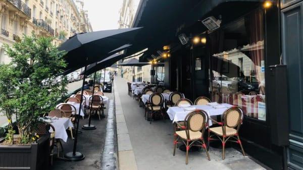 Terrasse - Janna, Paris