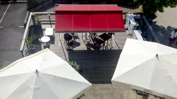 Profitez de notre terrasse - Eldorado - Fast Hôtel, Sébazac-Concourès