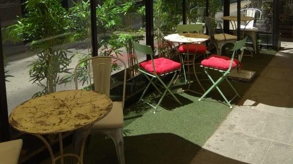 terraza - Sky Sushi & Ramen, Madrid