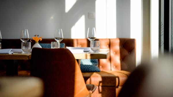 Salle - A'sur restaurant, Antwerp