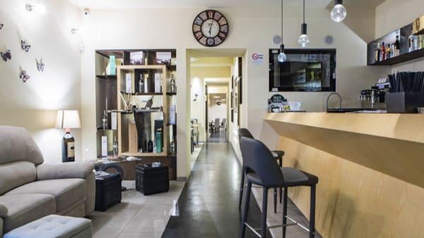 Vista sala - Bistrot Pesce & Pizza Napoletana, Florence