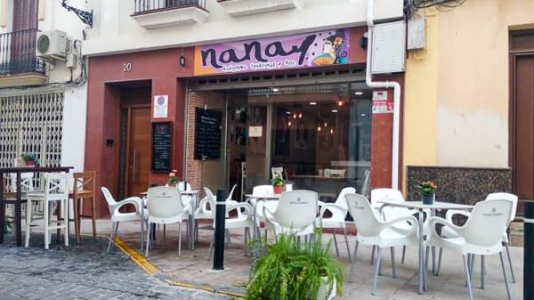 Fachada - Nanay, Ronda