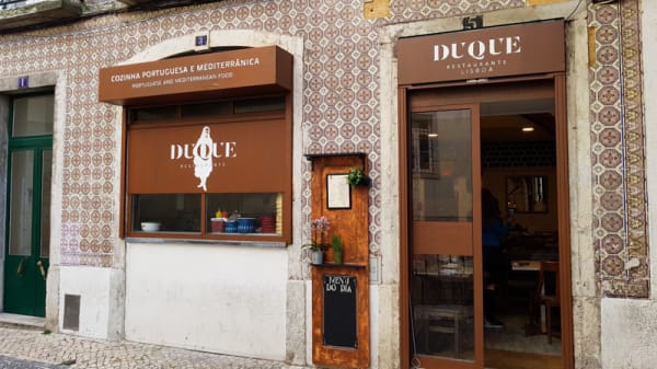 Entrada - Duque, Lisboa