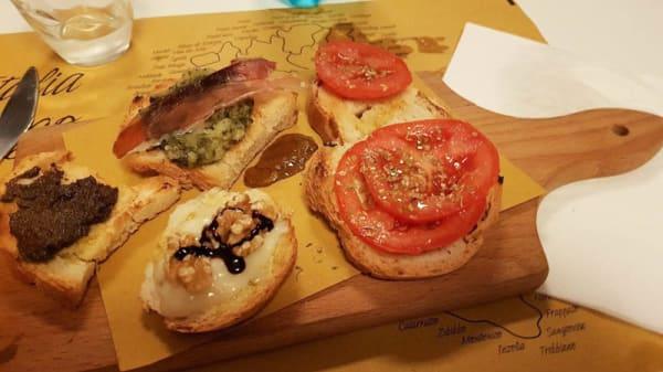 Suggerimento dello chef - Dalle Donzelle Ristorante Bar, Offagna