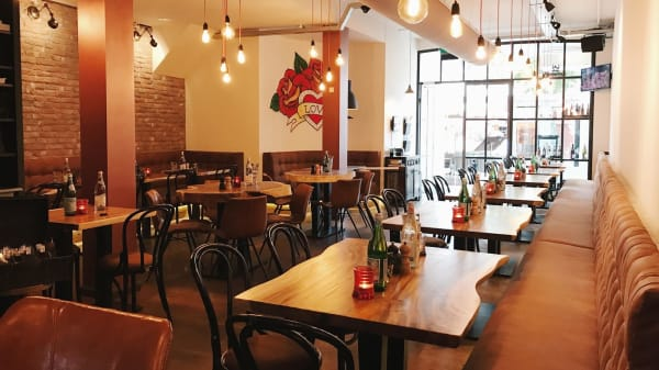 Het restaurant - Meatpoint, Voorburg