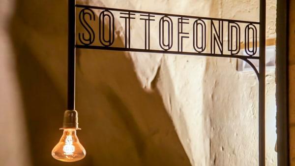 Particolare decorazione - Sottofondo, Gravina in Puglia