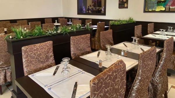 Salle du restaurant - Miyazaki, Saint-Gratien