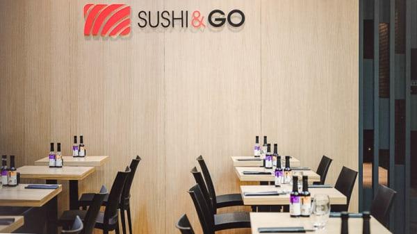 Sala Sushi&GO - Sushi Store, Porto