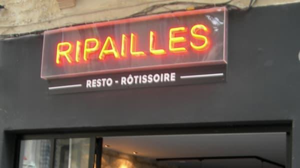 Ripailles, Montpellier