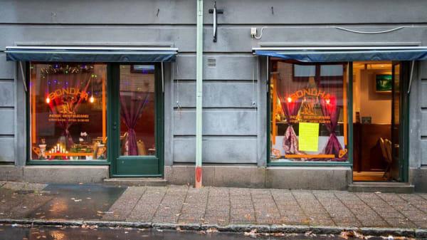 Ute - Sondha Indisk Restaurang, Göteborg