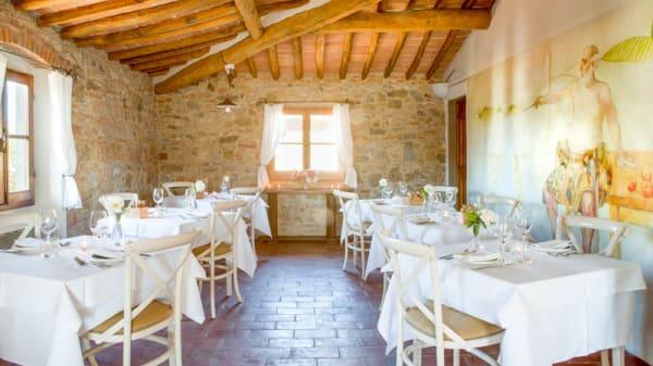 Sala - Il Cavaliere, San Casciano In Val Di Pesa