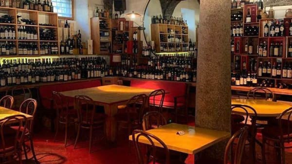 cantina - N'Ombra de Vin, Milan